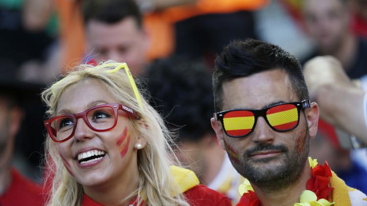 تشكيلة اسبانيا وكرواتيا ..