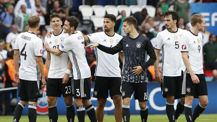 ألمانيا فازت فتأهلت سلوفاكيا والمجر وكرواتيا !