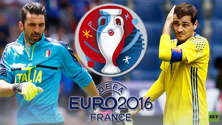 يورو 2016.. إسبانيا وإيطاليا النهائي المبكر