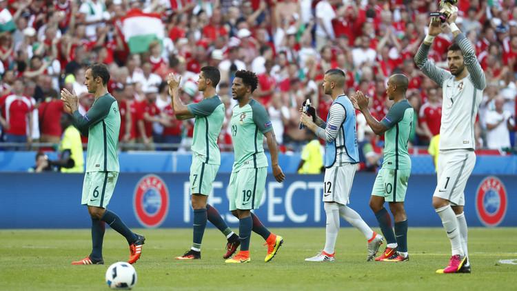 يورو 2016 .. البرتغال والمجر وآيسلندا يتأهلون لثمن النهائي - فيديو