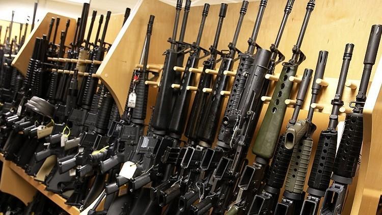 زيادة مبيعات بندقية