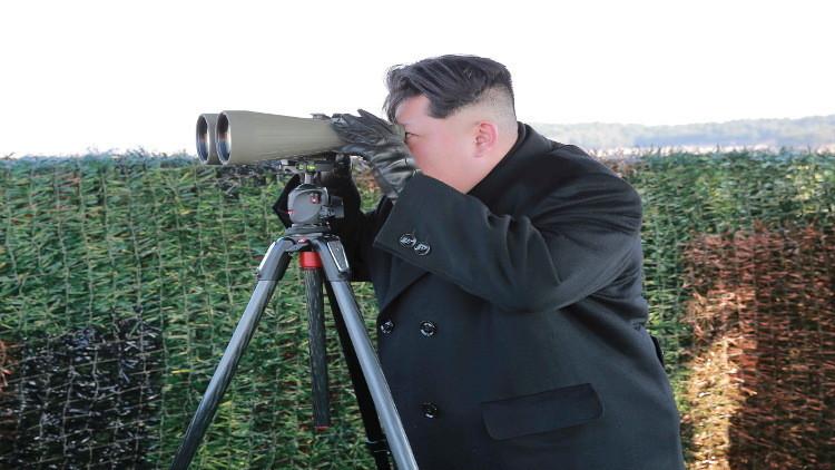 كيم جونغ أون يهدد القواعد الأمريكية في المحيط الهادي