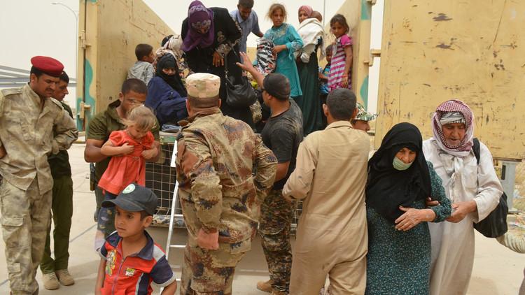 واشنطن تعقد مؤتمرا لدعم النازحين العراقيين
