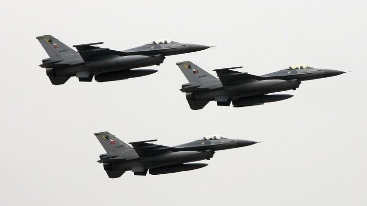 غارات تركية تستهدف الأكراد شمالي العراق