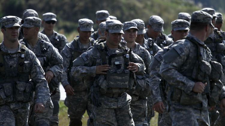 تدريبات أوكرانية أمريكية ستجري غربي أوكرانيا