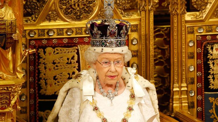 ثروة الملكة إليزابيث الثانية