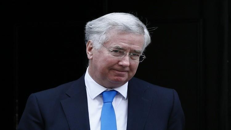 وزير الدفاع البريطاني يعتذر للإمام غني