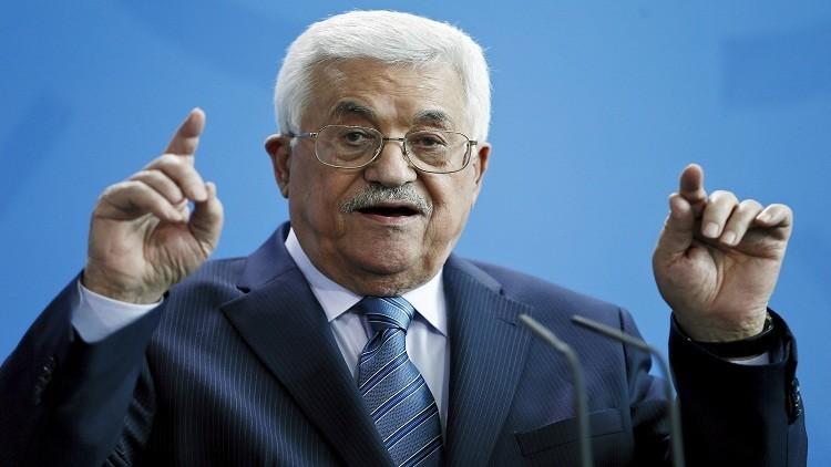 عباس: حاخامات دعوا لتسميم المياه لقتل الفلسطينيين