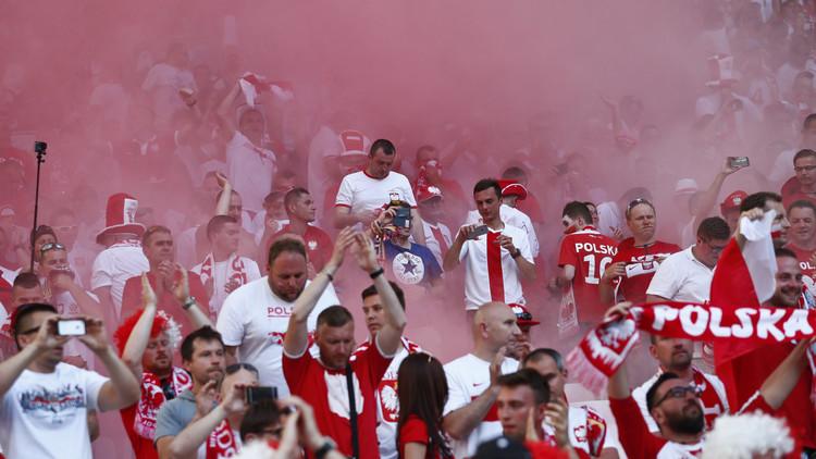 يورو 2016 .. الحكم على 5 بولنديين بالسجن