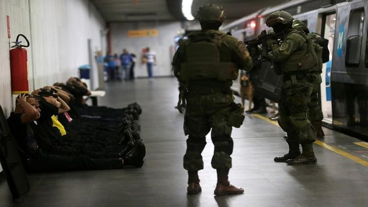 الشرطة البرازيلية تعتقل وزيرا سابقا