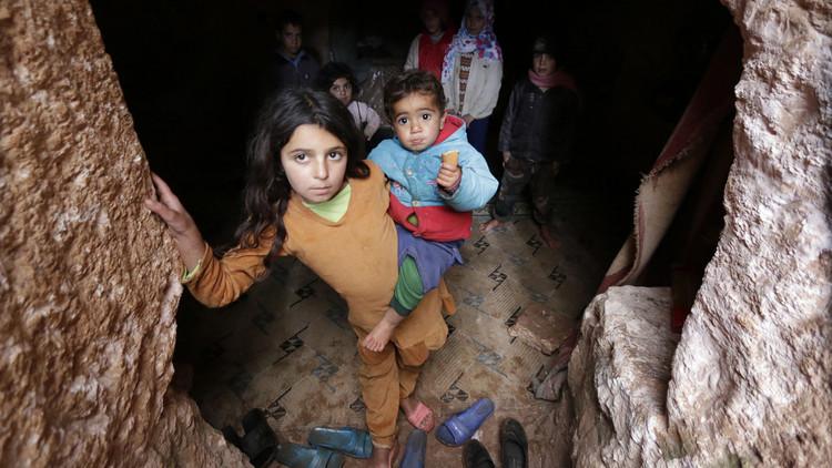خمسة ملايين سوري بحاجة للمساعدات الإنسانية
