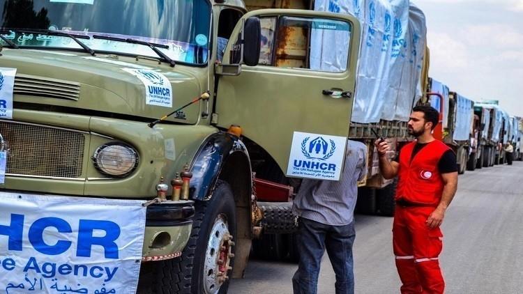 جسر جوي أممي بين دمشق والقامشلي لنقل المساعدات الإنسانية