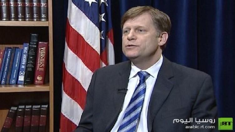 دبلوماسي أمريكي: استفتاء بريطانيا انتصار لبوتين