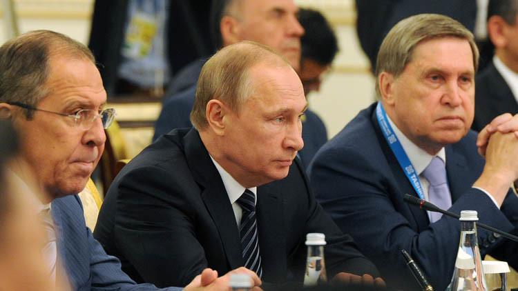بوتين: لا عوائق أمام انضمام إيران لمنظمة شنغهاي