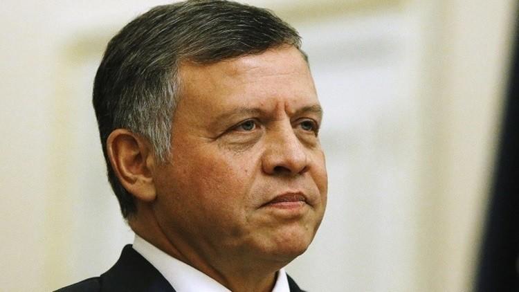 العاهل الأردني: لن نقبل بتعريض حدودنا للخطر