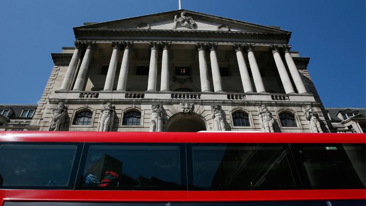 بنك إنجلترا يدعم المصارف بـ 250 مليار جنيه