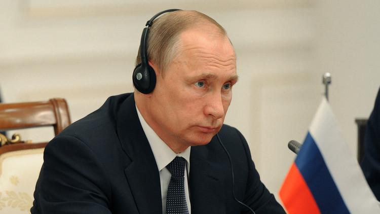 بوتين: هدف