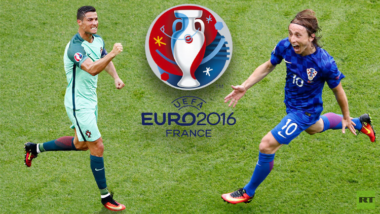 يورو2016.. رونالدو المتجدد في مواجهة