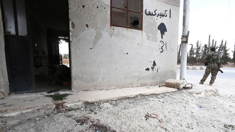 قوات سوريا الديمقراطية تلاحق قناصة
