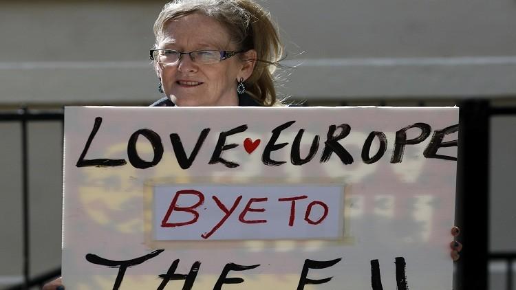 بريطانيا تدق المسمار الأخير في نعش اتفاق التجارة الأمريكي الأوروبي