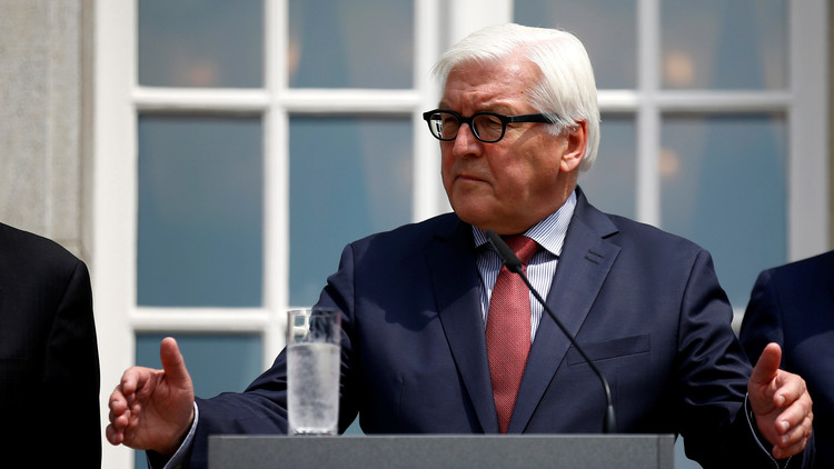 وزير خارجية ألمانيا: لن ندع أحداً يسلب أوروبا