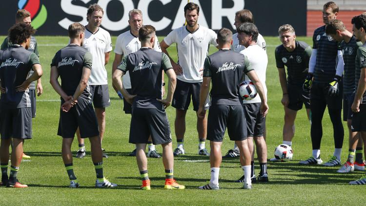 يورو 2016.. ألمانيا تصطدم بسلوفاكيا في أول اختبار جدي