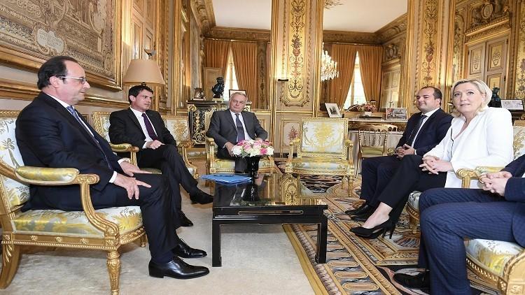 لوبان تدعو لاستفتاء في فرنسا على شاكلة بريطانيا