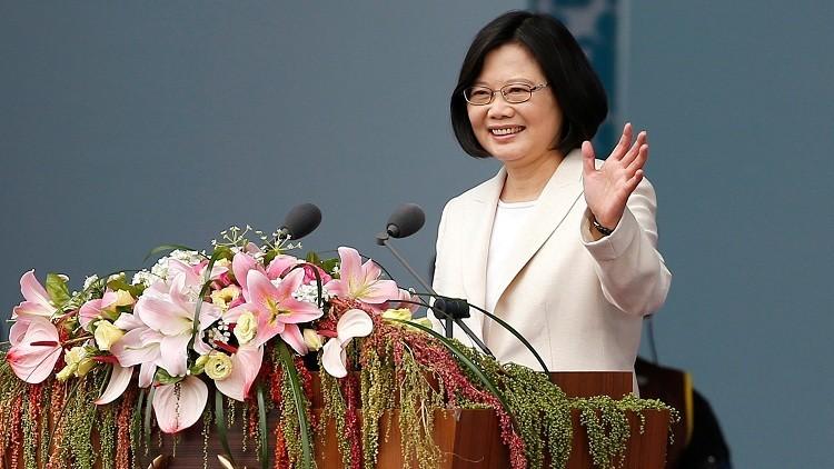 تايبيه: الصين ترسل حاملة طائراتها إلى مضيق تايوان