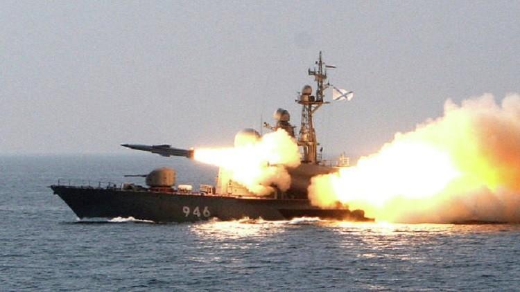 زورق صاروخي روسي هبة لمصر