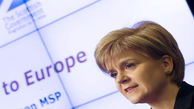 اسكتلندا: المملكة المتحدة