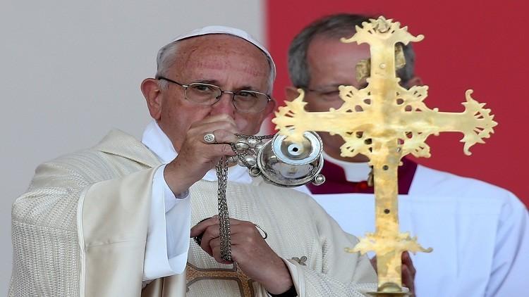 الفاتيكان يرد على أنقرة: البابا ليس صليبيا