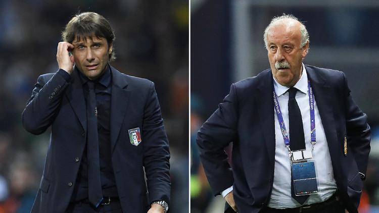 نهائي ثأري مبكر بين إسبانيا البطلة وإيطاليا الوصيفة