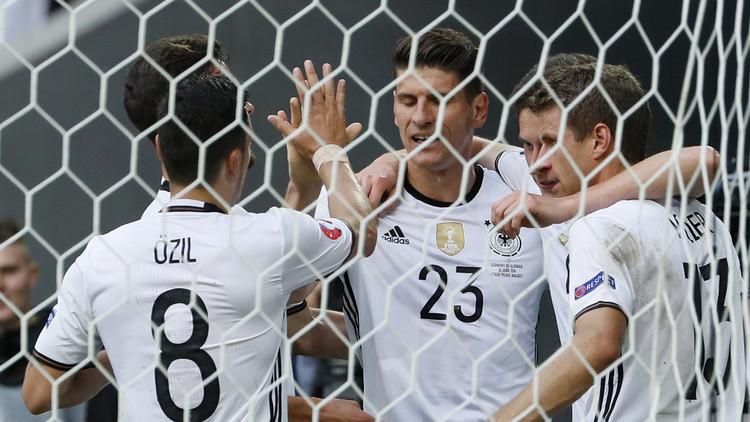 ألمانيا تزيح سلوفاكيا وتحجز مقعدها في ربع النهائي .. فيديو