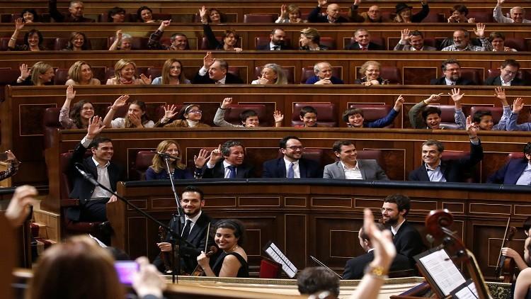 الأغلبية للمحافظين في انتخابات برلمان إسبانيا