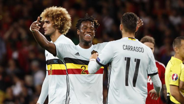 بلجيكا تنهي مغامرة المجر وتبلغ ربع النهائي .. فيديو