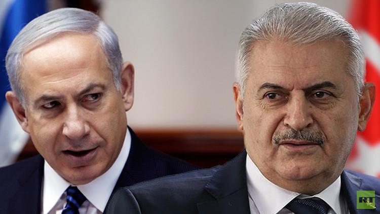 أنقرة وتل أبيب تعلنان تطبيع العلاقات رسميا بينهما
