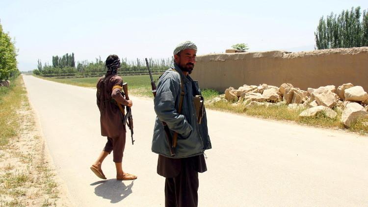 مقتل رهائن بغارة للتحالف في أفغانستان