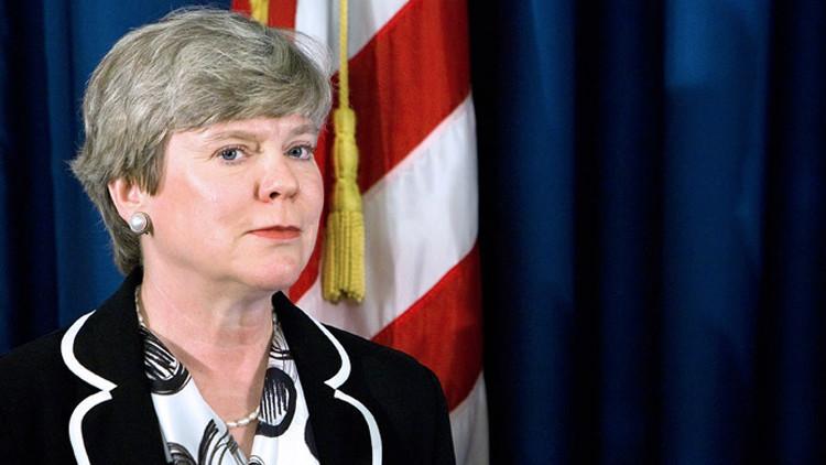 أول امرأة تتولى منصب نائب أمين عام