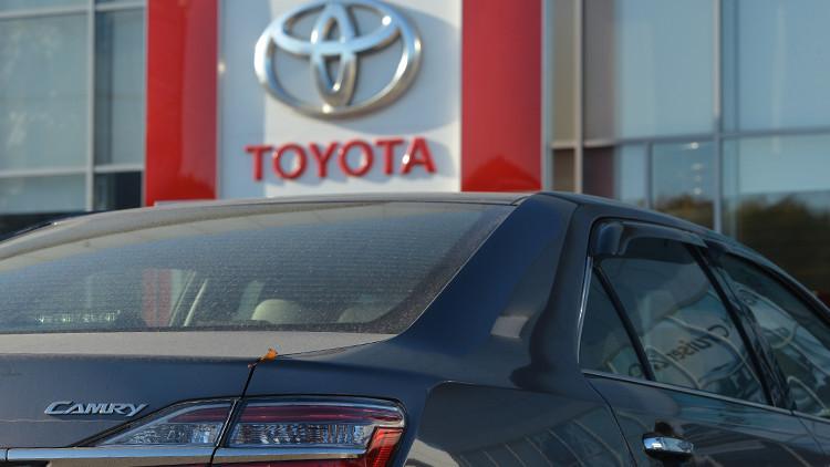 تويوتا أنجح شركة في بيع السيارات بروسيا