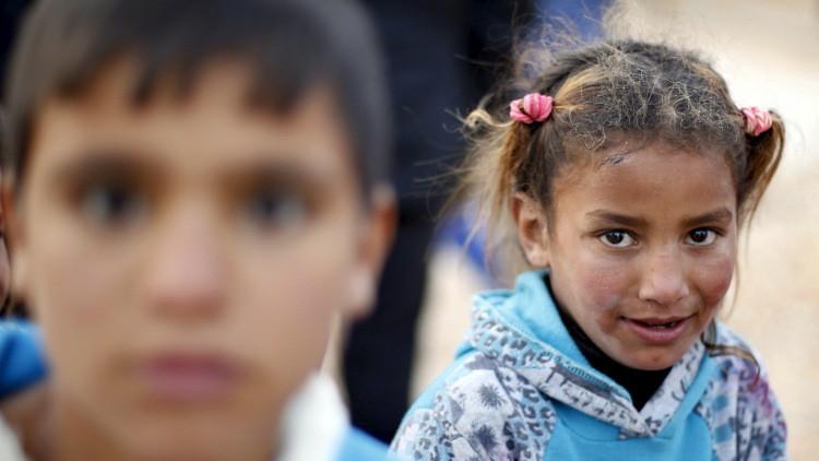اليونسيف تدعو لتحسين وضع الأطفال الأكثر حرمانا