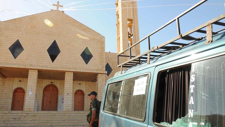 تفاصيل التفجيرات الانتحارية في القاع اللبنانية
