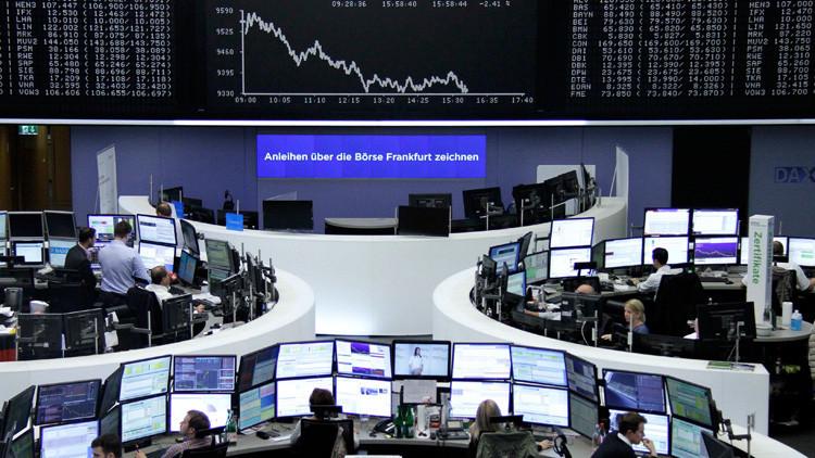 الأسهم الأوروبية تصعد للمرة الأولى بعد