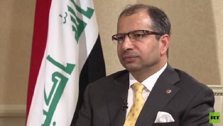 العراق: عدم قانونية جلسة إقالة رئيس البرلمان
