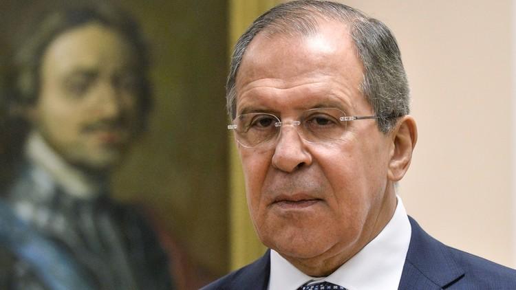 لافروف يبحث الأزمة السورية مع السفراء الأوروبيين