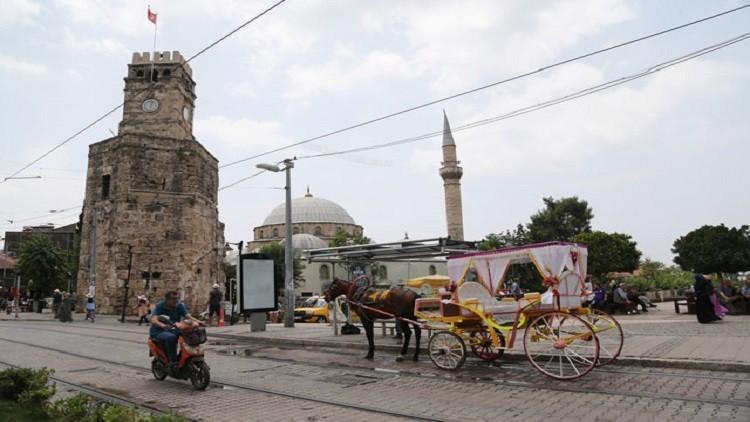 موسكو: لم نبحث استئناف الرحلات السياحية مع تركيا