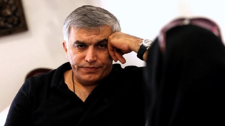 نقل الناشط البحريني الموقوف نبيل رجب للمستشفى