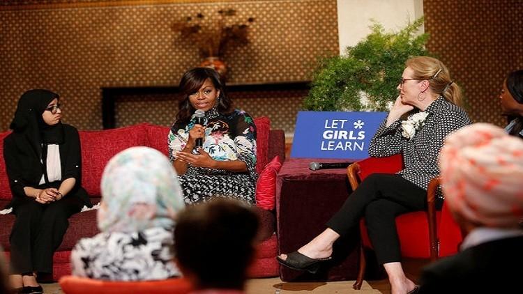 100 مليون دولار لدعم تعليم الفتيات في المغرب