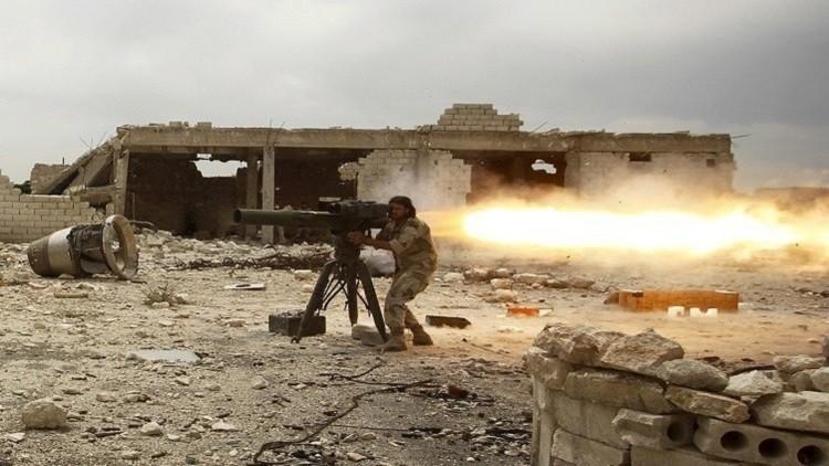 هجوم لفصيل معارض شرق سوريا لقطع الطريق على