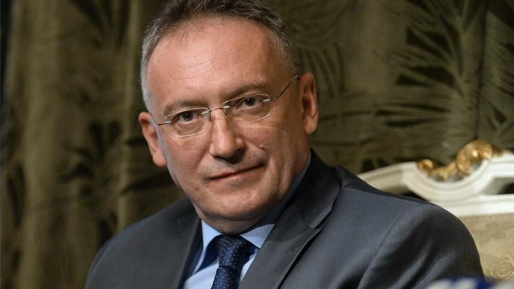 سفير روسيا في دمشق: لايزال البعض يأمل بتغيير النظام بالقوة
