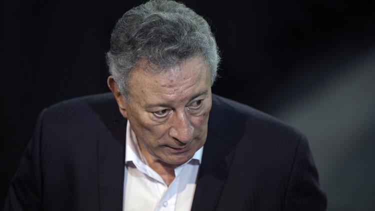 رئيس الاتحاد الأرجنتيني يستقيل من منصبه